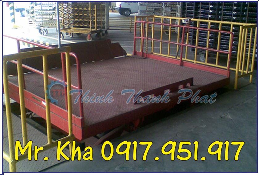 Ban nang len container 01