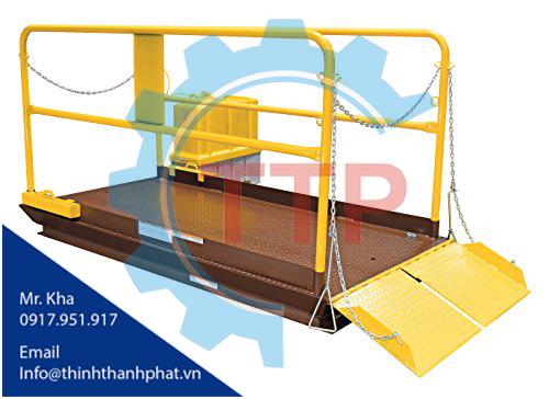 Bàn nâng thủy lực TTP01