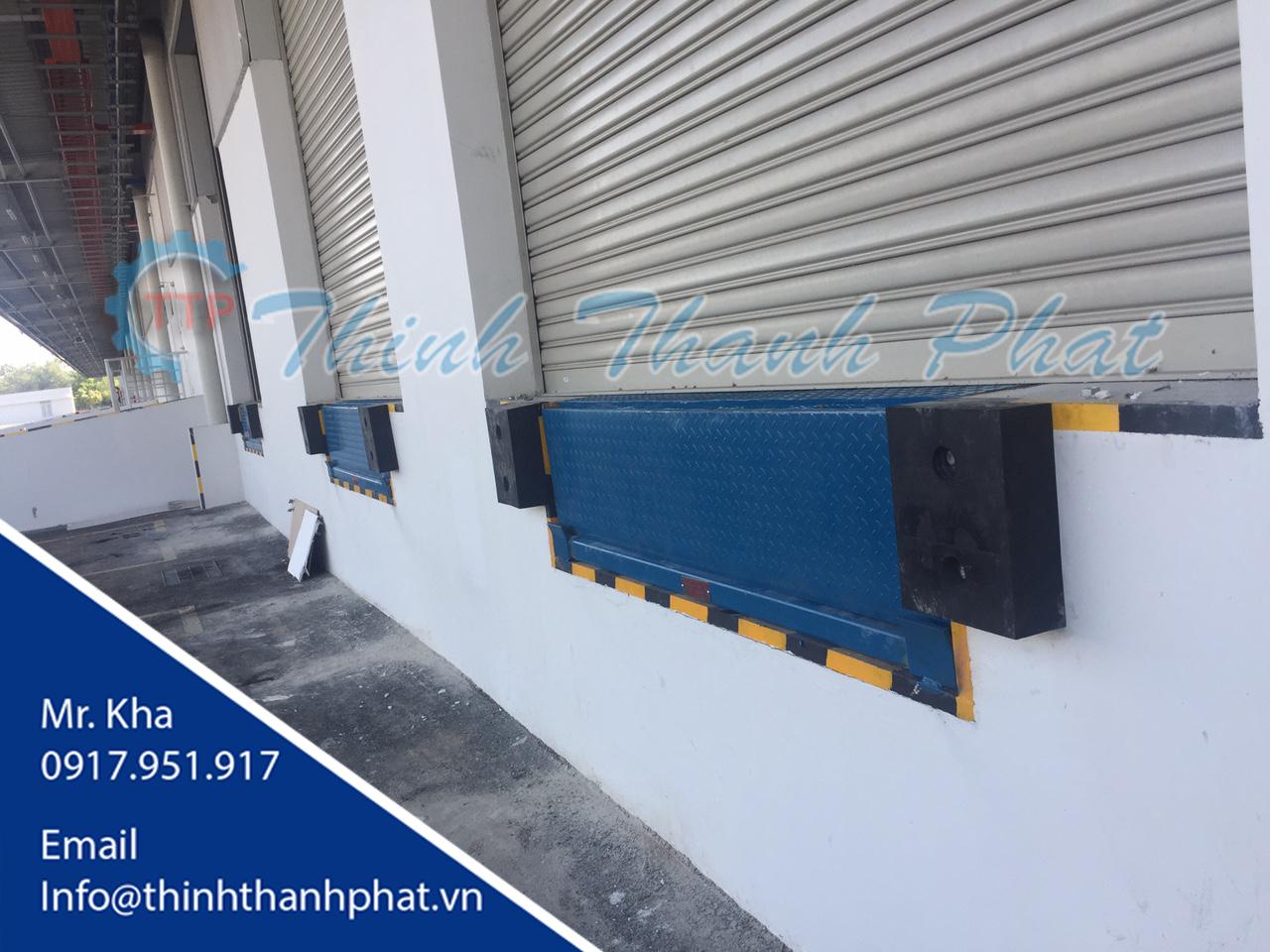 san nang dock leveler ttp003