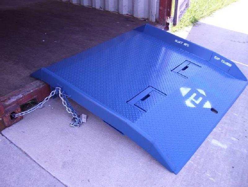 Cầu xe nâng loại nhỏ - Miniramp