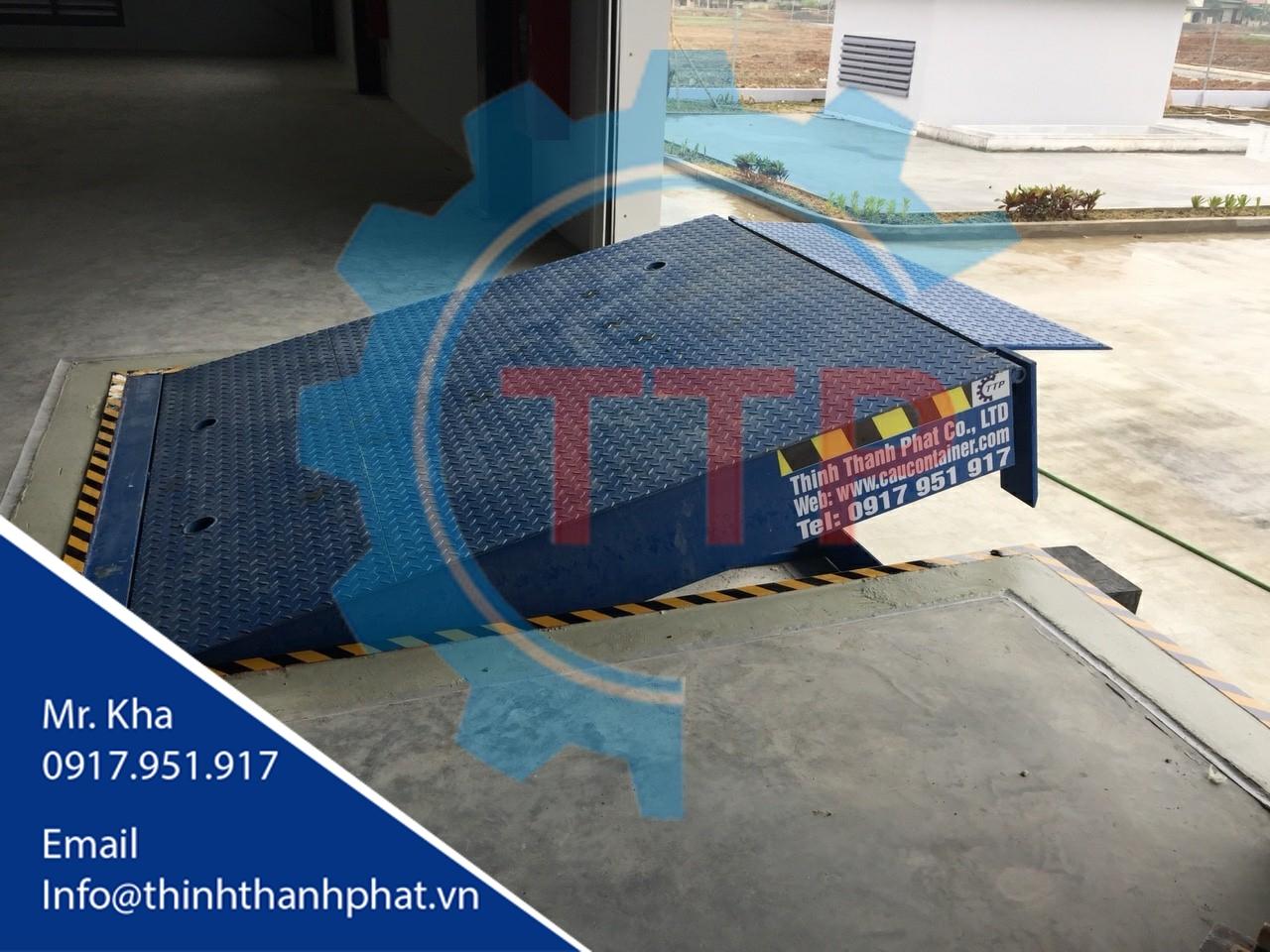Sàn nâng cơ khí TTP-01