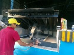 Chuyên sản xuất cung cấp Sàn nâng cơ khí