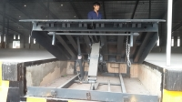 Sàn nâng cơ khí (mechenical dock leveler)