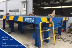 Sàn Nâng Thủy Lực - Free Standing Dock Leveler