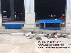 Sàn nâng tự động thủy lực (Hydraulic dock leveler)