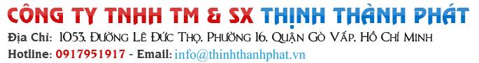 Công Ty TNHH TM và SX Thịnh Thành Phát
